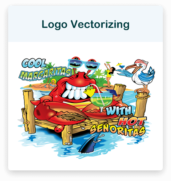 Logo Vectorizing