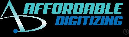 Affordable Digitizing Logo