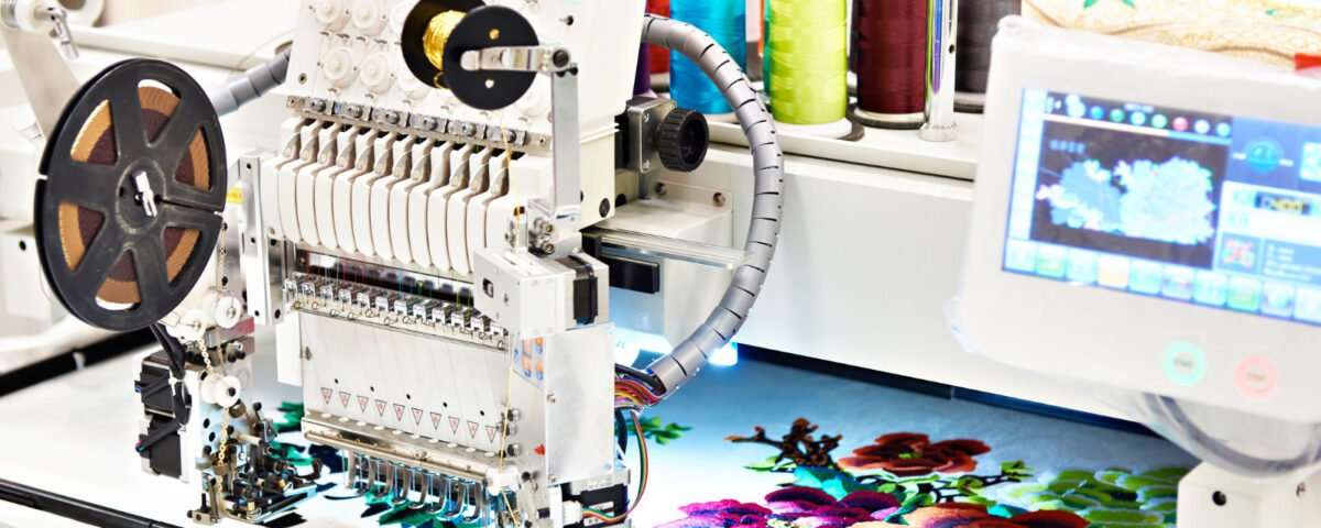 Machine Embroidery File Formats